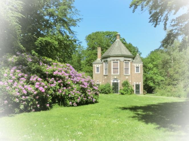 Historische paviljoen van jonkheer Arend van Dorp