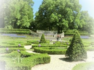Oud Hollandse tuin