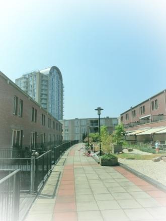 Binnentuin Oude Ambachtsschool
