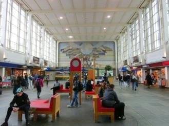 Station Amsterdam Amstel