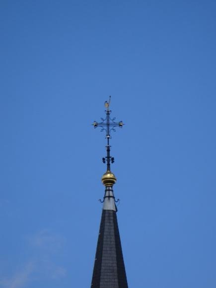 Detail Vondelkerk