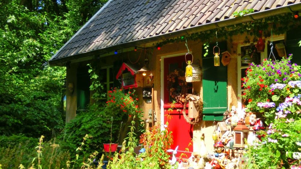 Nederlands Landschapsmuseum in miniatuur