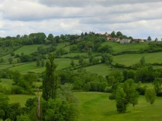 Prachtige dorpjes en vergezichten