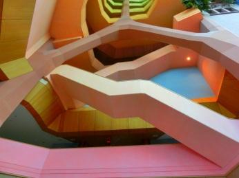 Vrijhangende trappen