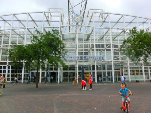 Centraalstation Leiden