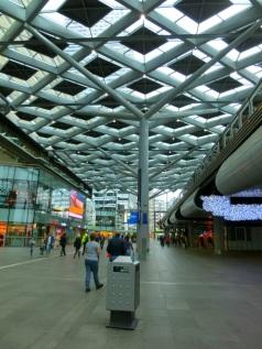 Dak van Centraal station