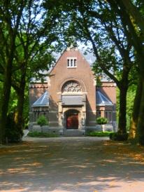 Kapel kerkhof