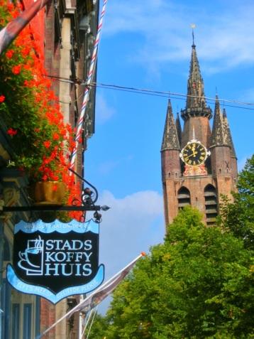 Koffiehuis Oude Delft