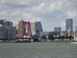 Manhattan aan de Maas