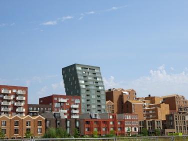 Nieuwbouw Crooswijk