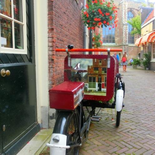 fiets-en-johannes-vermeer