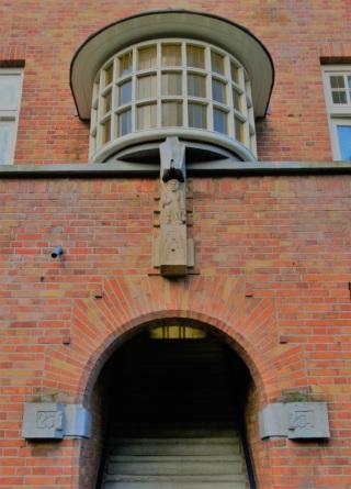 deur-amsterdamse-school