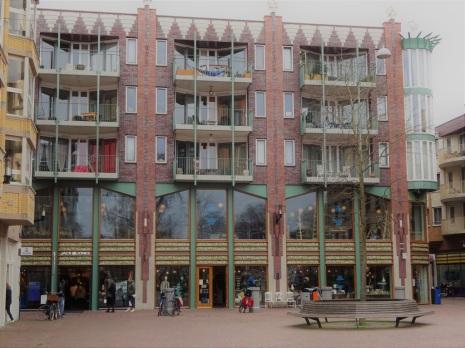 Appartementen Oostpoort
