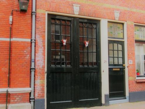 Slagerswinkel en slachthuis Van den Akker