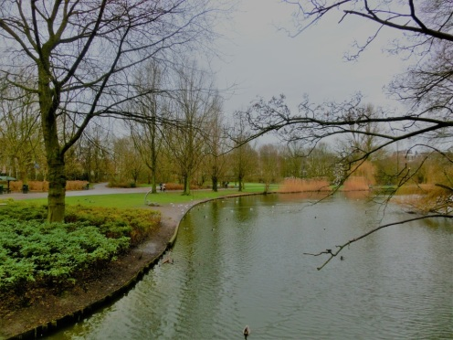 vijver-oosterpark
