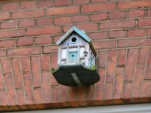 Vogelhuis Valkenboskade