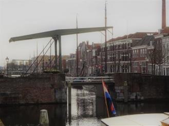 Ophaalbrug Delfshaven