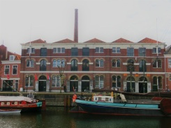 Pakhuizen Delfshaven