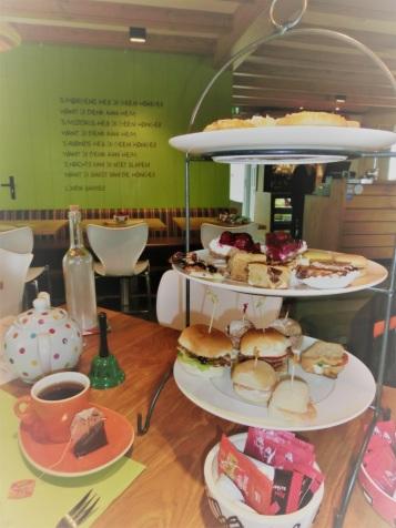 High Tea Theehuis De Aker