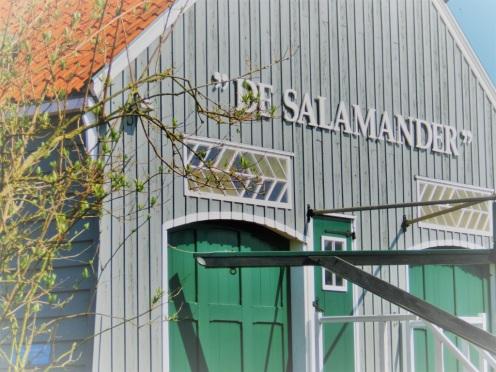 Houtzaagmolen De Salamander