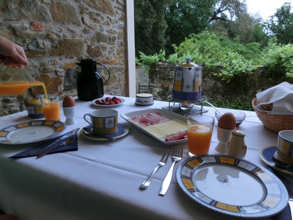 Ontbijt Quinta no Pinhal