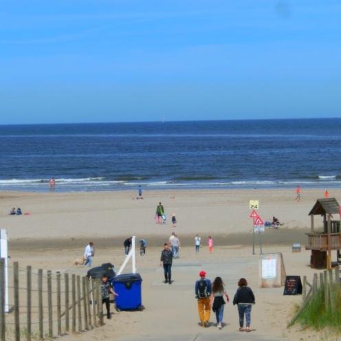 Strandopgang Kijkduin