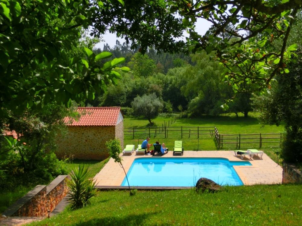 Zwembad Quinta no Pinhal