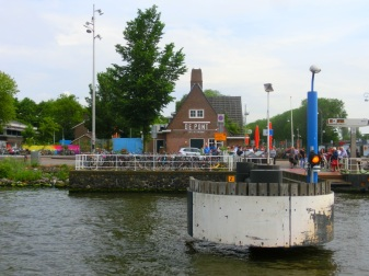 Amsterdam Noord in zicht