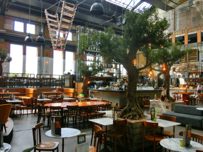 Café restaurant Energiehuis