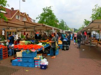 Markt Van der Pekbuurt