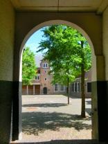 Poort naar het Hof van Nederland