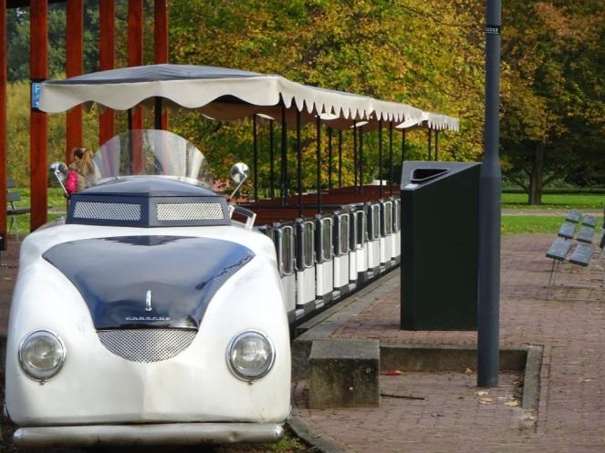 Treintje Amstelpark