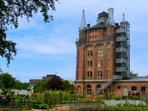 Watertoren Villa Augustus