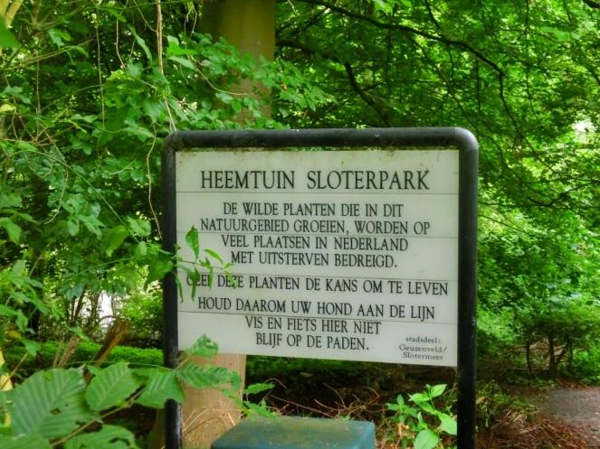 Heemtuin Sloterpark