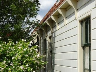 Huizen in Oud Sloten