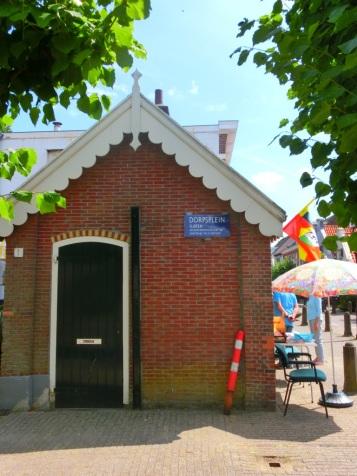 Kleinste politiebureau