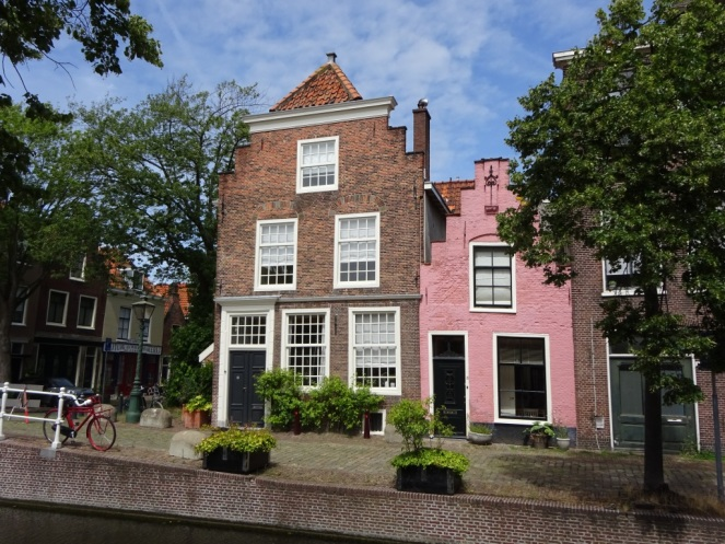 Pittoreske gracht