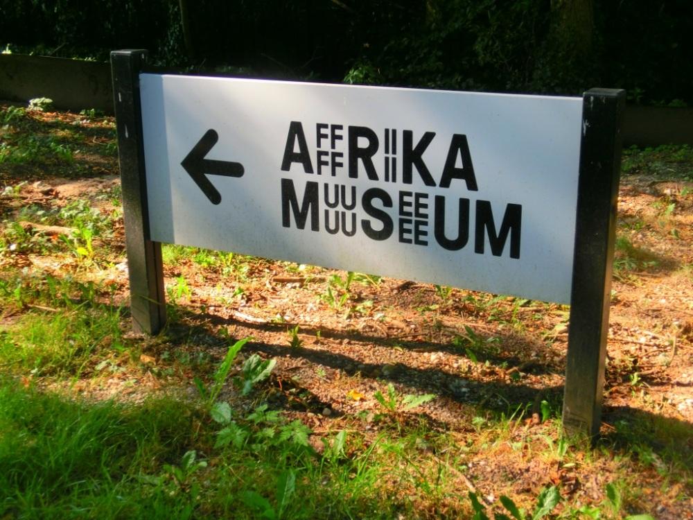 Wegwijzer Afrikamuseum