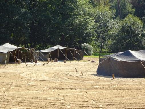 Wonen in tenten