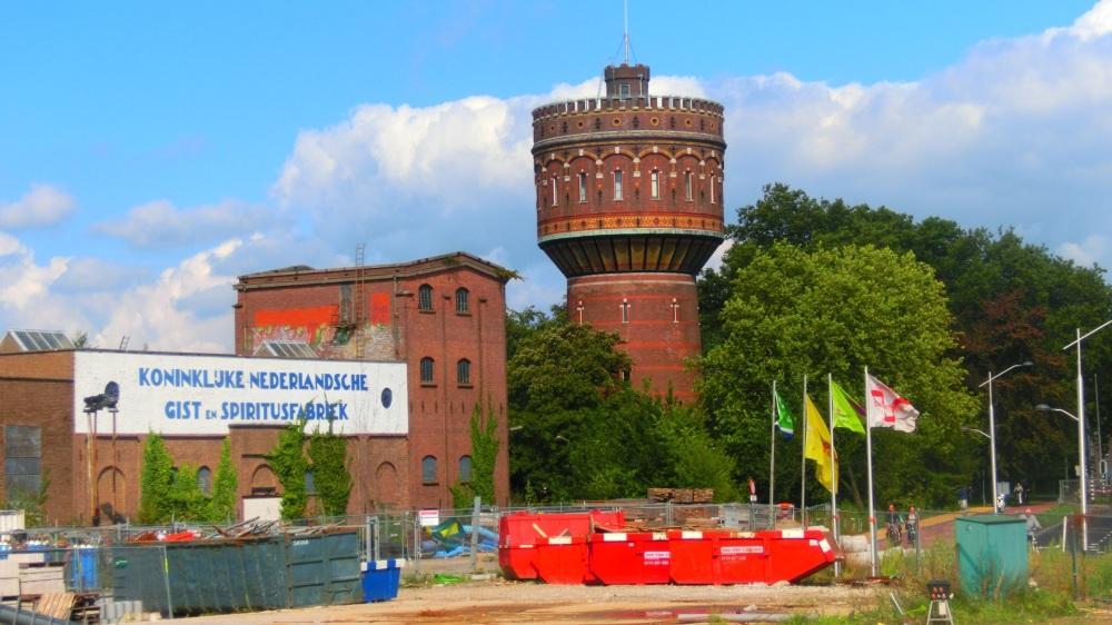 Koninklijke Nederlandsche Gist en Spiritusfabriek