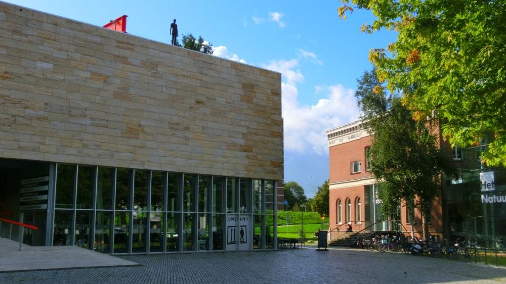 Kunsthal en Natuurhistorisch Museum Rotterdam