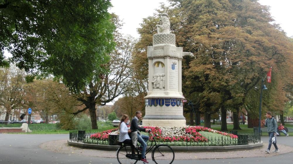 Stadspark het Valkenberg