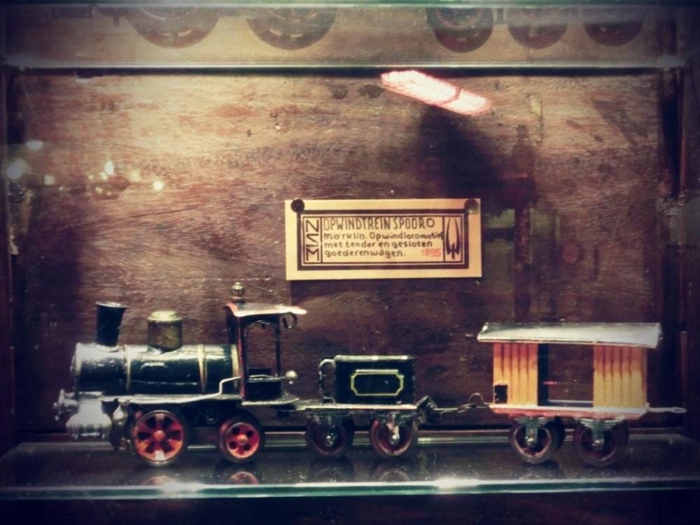 Historische treinen