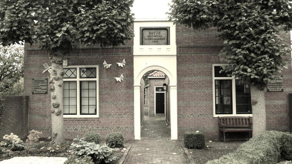 Hofje van Zijll van den Ham