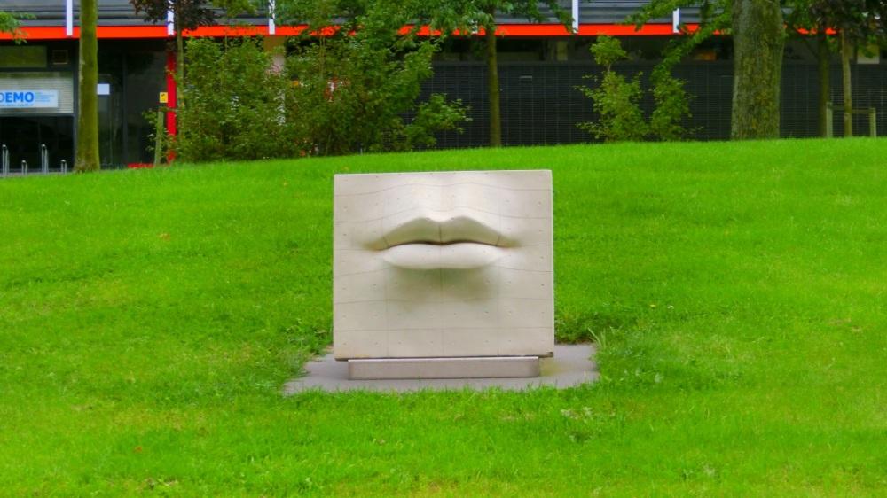 Kunstwerk Mekelwegpark