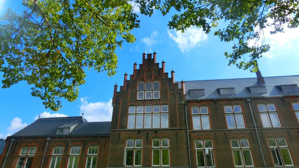 oude universiteitsgebouwen in Neogotische architectuur.jpg