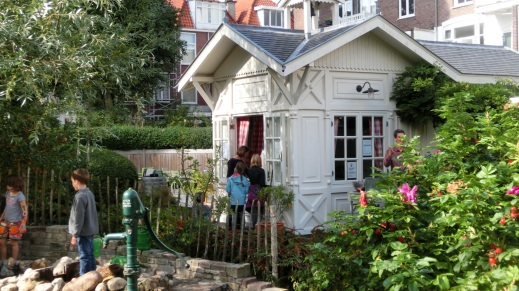 Theehuis Emma's Hof
