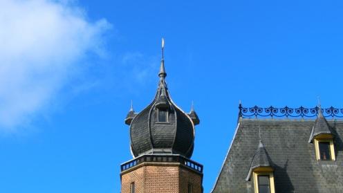 Torentje van Oud Poelgeest