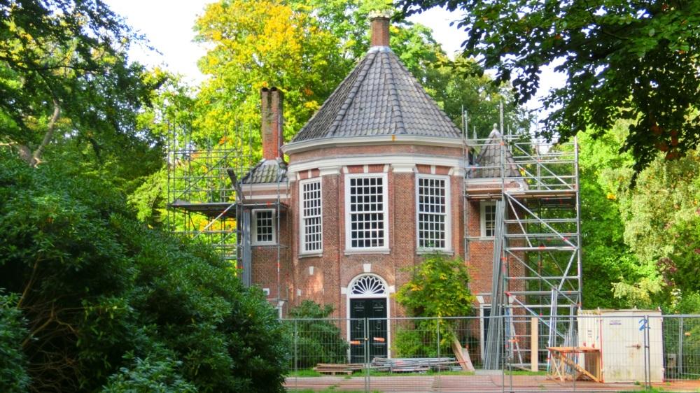 Theehuis Landgoed Arendsdorp