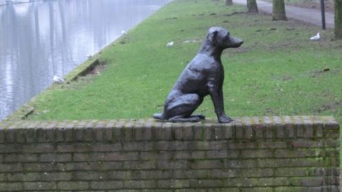 Hond van Linda van Boven